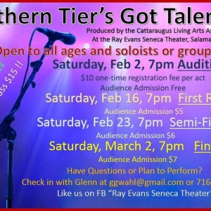 Southern Tier's Got Talent at Ray Evans Seneca Theater