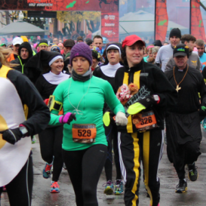 EVL Halloween Half Marathon and 5k 2019