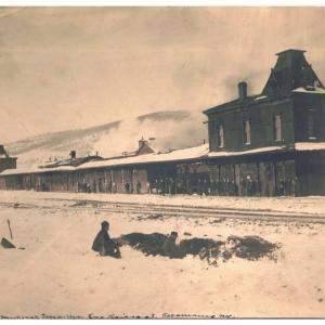Salamanca Railroad