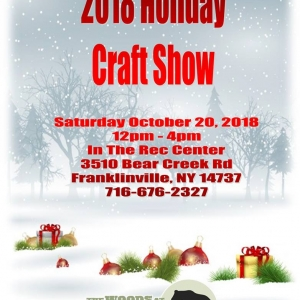 2018 Woods at Bear Creek Craft Show