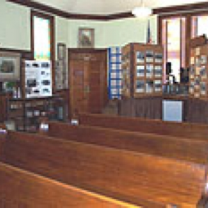 Photo of Ashford Historical Society Museum (inside)