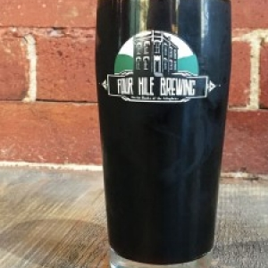 Four Mile Brewing Black IPA