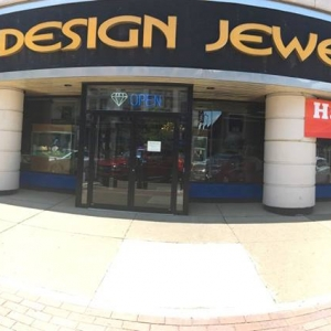 front of ASK Design Jewelers