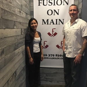 Fusion on Main in Allegany