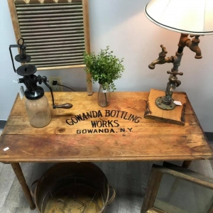 Furniture Items at Gowanda Antiques and Home Decor