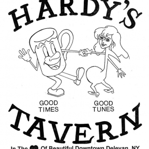 Hardy's Tavern in Delevan