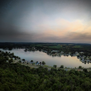 Lime Lake by Pilot Darrin Clear @wnydroneservice