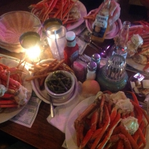 Photo of crablegs