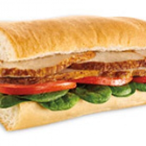 Photo of Carved Turkey sandwich