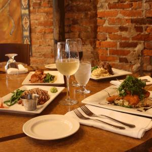 Dinner for Four at Dina's Restaurant