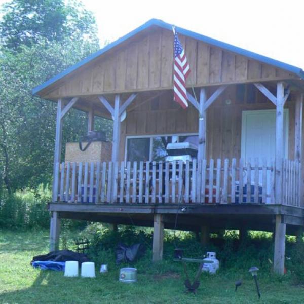 Cabin at Harwood Haven