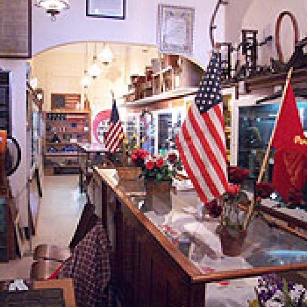Photo of Cattaraugus Area Historical Society (inside)