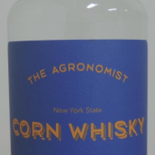 Ellicottville Distillery's corn whiskey