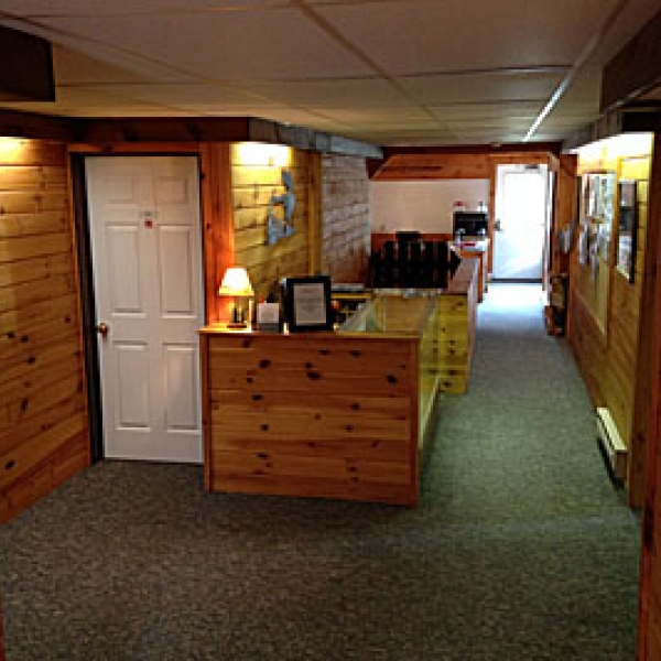 Photo of a room at the Lodge