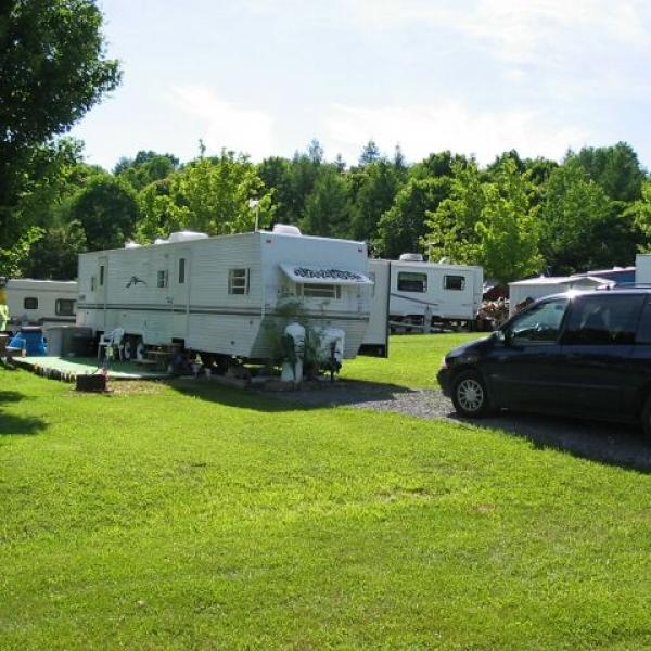 Shamrock Pines Campground