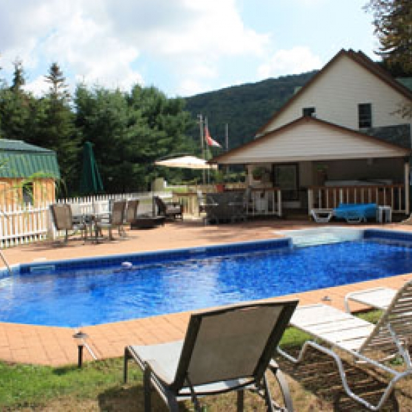 Summertime at The ILEX Inn