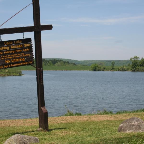 Photo of Case Lake