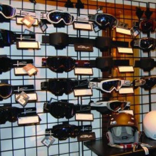 display at Slopeside