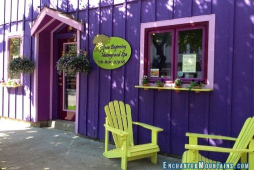 Anew Beginning Massage and Spa in Ellicottville | Enchanted