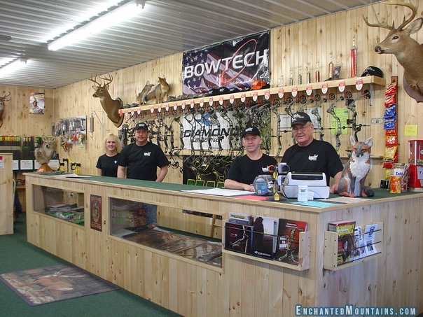 Auge S Archery In Great Valley Enchanted Mountains Of