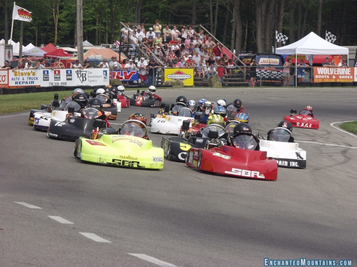 Chapel Hill Raceway in Great Valley | Enchanted Mountains of