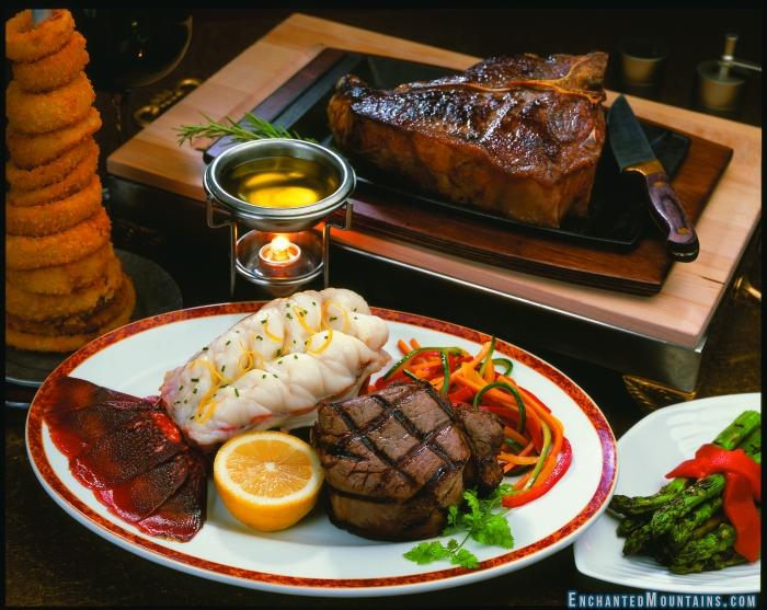Photo of Western Door Steakhouse & Western Door Steakhouse in Salamanca   Enchanted Mountains of ...