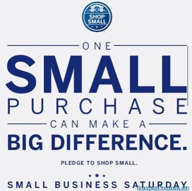 7ead3ac27e33a Small Business Saturday throughout Cattaraugus County   Enchanted ...