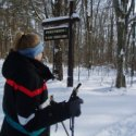 All set for Cross Country Skiing fun!