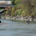 Fishermen Fishing in Gowanda