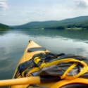 kayaking at Allegany State Park