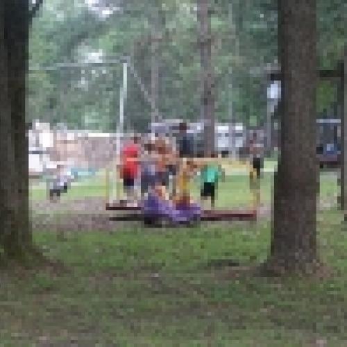 Fun at Camp Emerald Acres