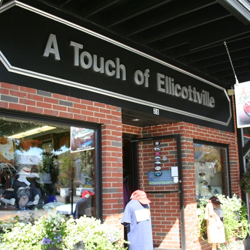 Photo of storefront