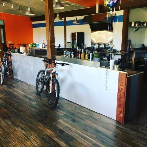 Bike and Bean Ellicottville new location