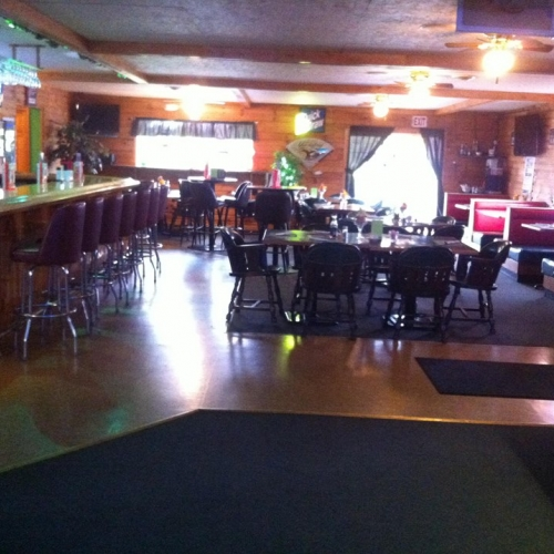 inside MJ's Tavern