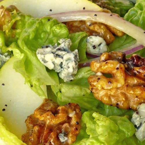 Cadillac Jack's pear salad