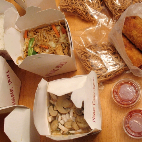 Chinese Take Out