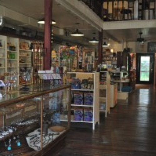 inside Ellicottville Country Store