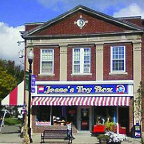 Photo of Jesse's Toy Box