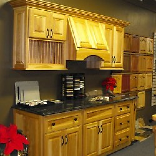 Sample of cabinets