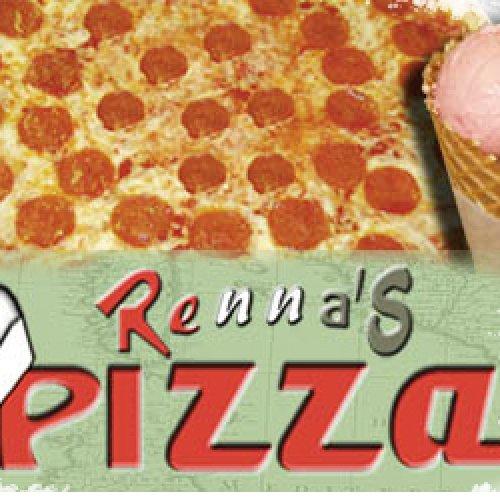 Logo Renna's Pizza