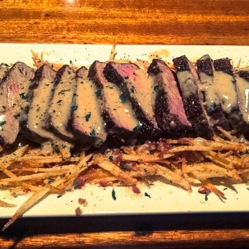 Steak at Madigan's