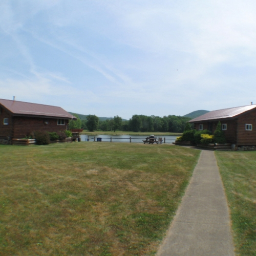 Cabins at Mystic Water