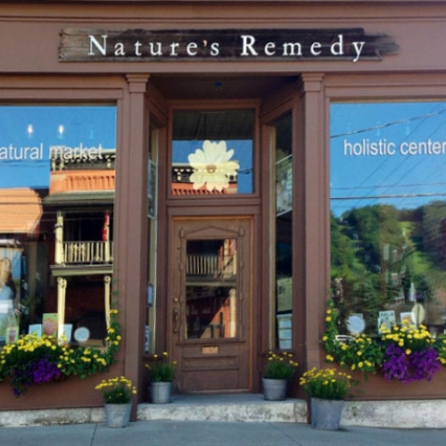 front of Nature's Remedy