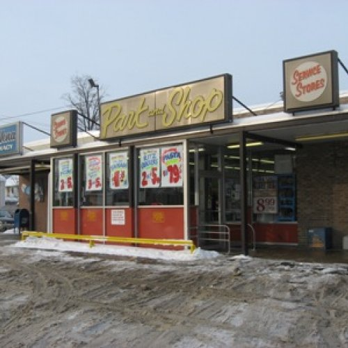 Photo of Park and Shop on West State