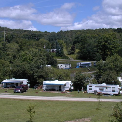 Holiday Acres Camping Resort: Triple R Camping Resort & Trailer Sales In Franklinville
