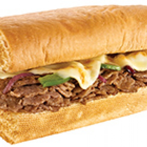 Photo of Steak and Cheese sandwich
