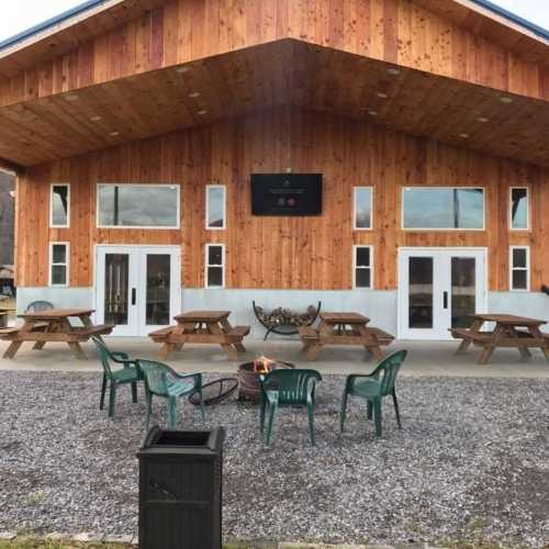 Woodside Tavern Patio