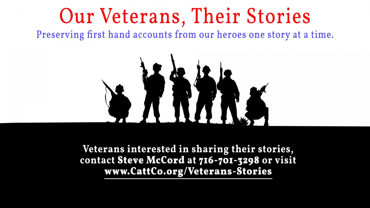 Our Veterans, Their Stories