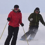 Couples Ski Package