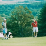 Golfing at Cardinal Hills in Randolph NY